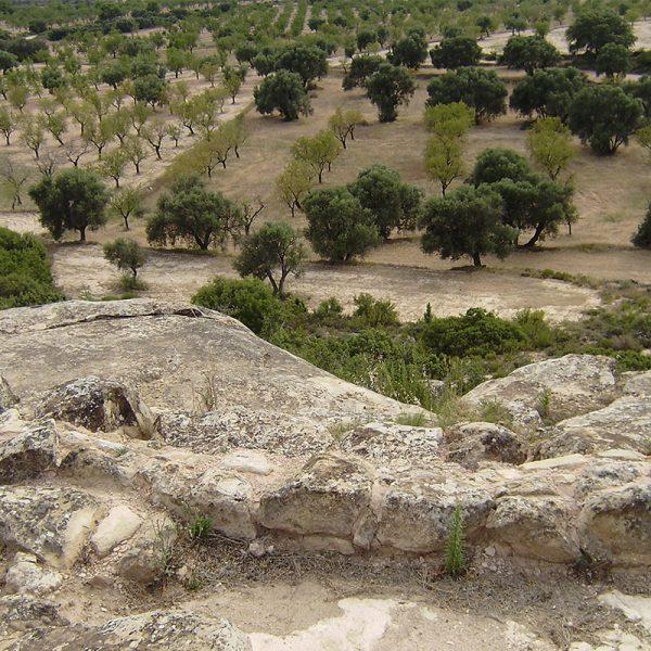 Poblat iber de Tossal Redó, a Calaceit