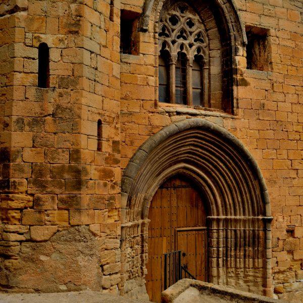 Iglesia de San Jaime de Lledó