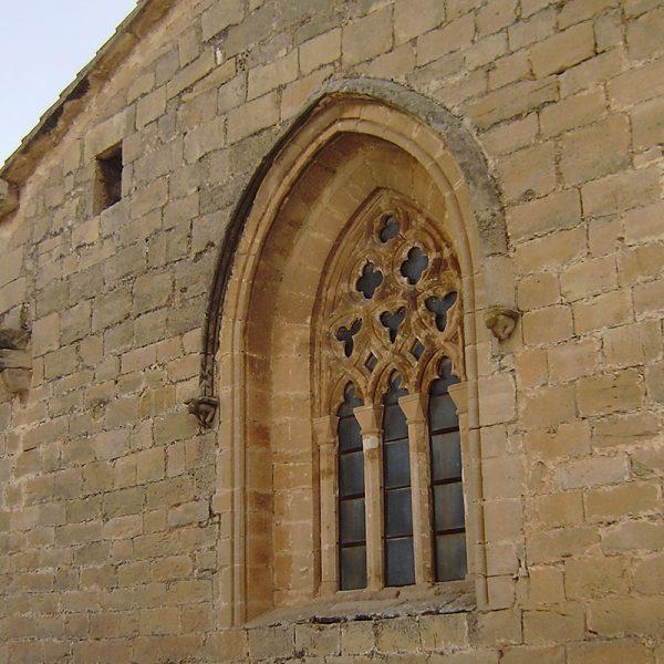 Arenys de Lledó a la comarca del Matarranya