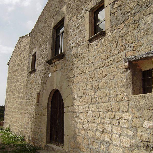 Ermita de Sant Pol, a Arenys de Lledó a la comarca del Matarranya