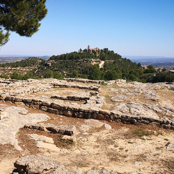 Jaciment iber de Sant Antoni a Calaceit, Matarranya