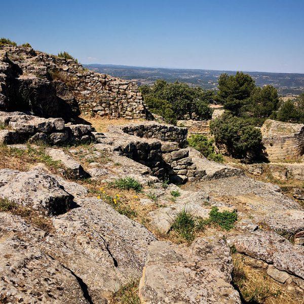 Yacimiento ibero de San Antonio en Calaceite, Matarraña