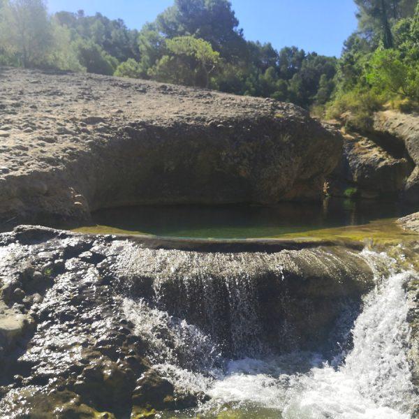 Les Olles, Horta de Sant Joan