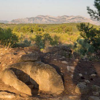 Ruta de los túmulos funerarios ibéricos