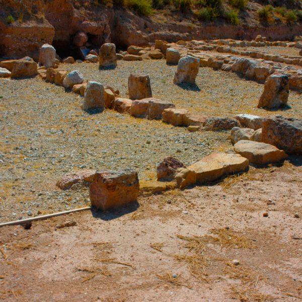 El Taratrato, yacimiento ibero, Alcañiz